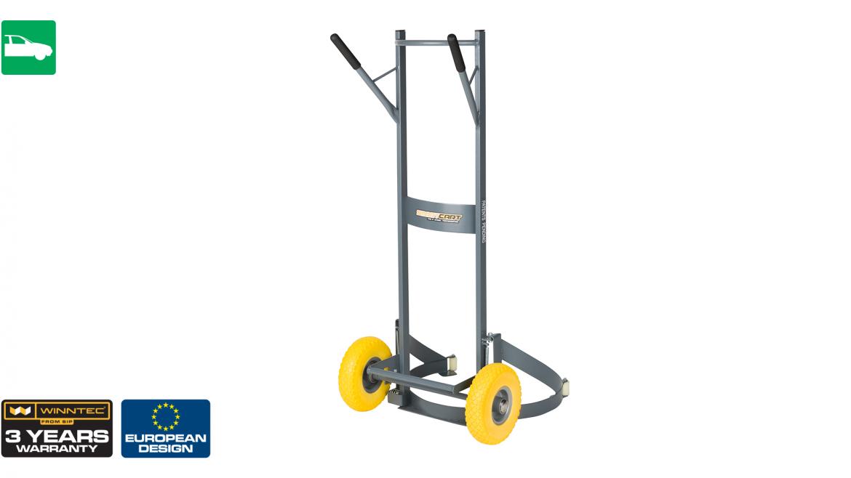 WINNTEC Smart Tyre and Wheel Cart 2
