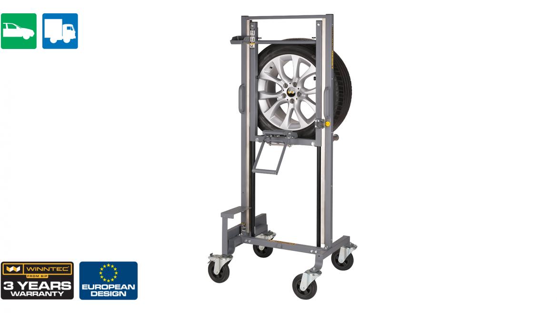 WINNTEC ERGO+ Wheel Assist Lifter