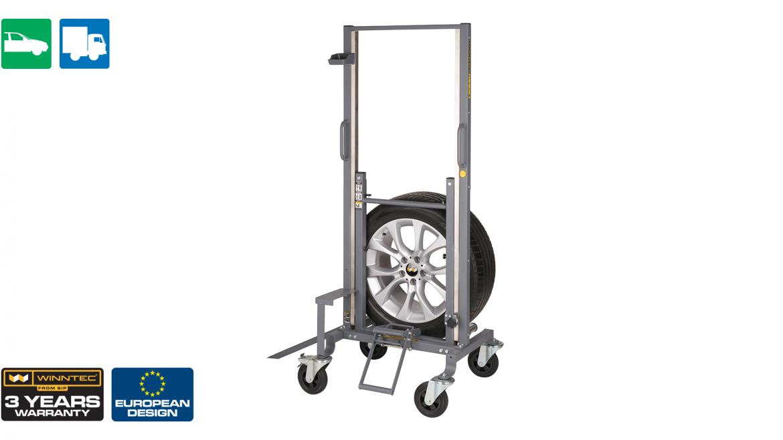WINNTEC ERGO+ Wheel Assist Lifter 2